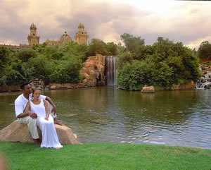 The Palace of the Lost City wedding