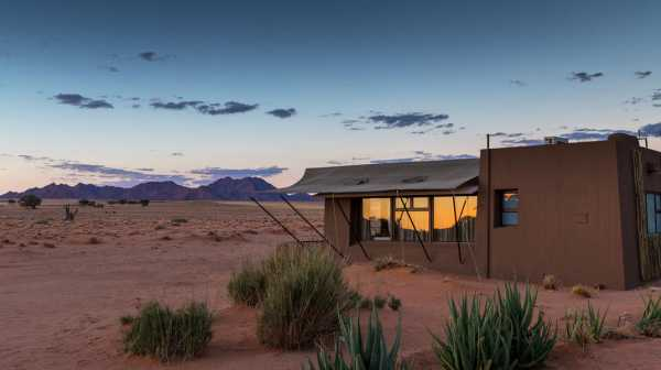 Sossusvlei Lodge accommodation