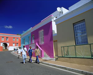 South African culture - the diverse Bo-Kaap