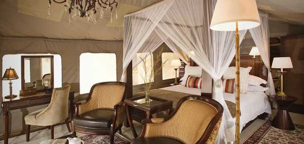 Selous Serena Camp accommodation