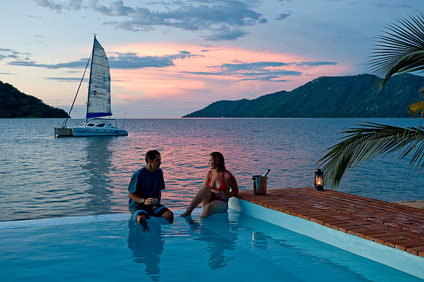 Lake Malawi holidays Danforth yacht