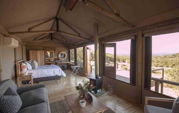 Amakhala Bukela Lodge accommodation