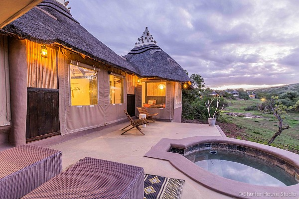 Amakhala Safari Lodge accommodation