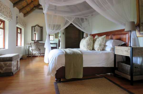 Amakhala Woodbury Lodge accommodation