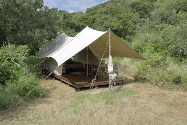 Quatermains Camp accommodation