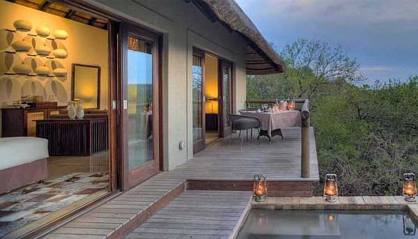 andBeyond Phinda Mountain Lodge luxury accommodation