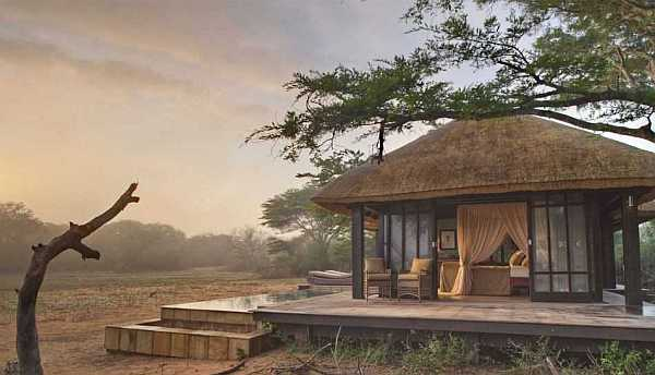 andBeyond Phinda Vlei Lodge luxury accommodation