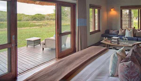 andBeyond Phinda Zuka luxury accommodation interior