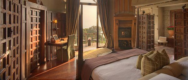 Ngorongoro Crater Lodge accommodation