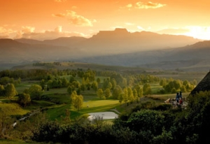 Champagne Sports Resort Golf Course (Drakensberg Mountains)
