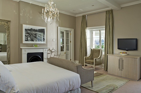 Dock House Boutique Hotel (Cape Town Waterfront) - bedroom