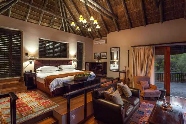 Kichaka Luxury Lodge suites