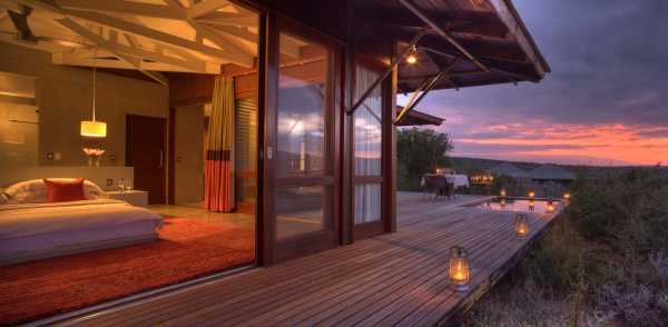 Kwandwe Ecca Lodge accommodation
