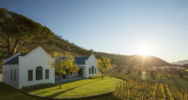 Leeu Estates Vineyard Cottage