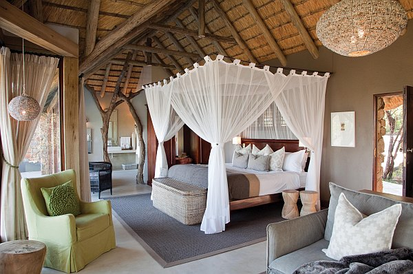 Leopard Hills luxury suite accommodation