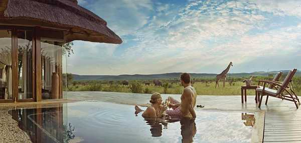 Madikwe Hills - accommodation with private pool