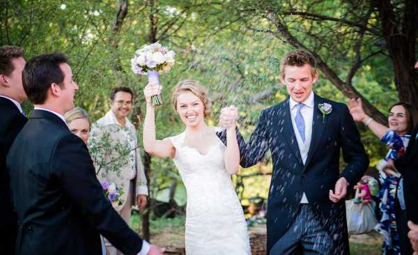 Makanyane Safari Lodge wedding