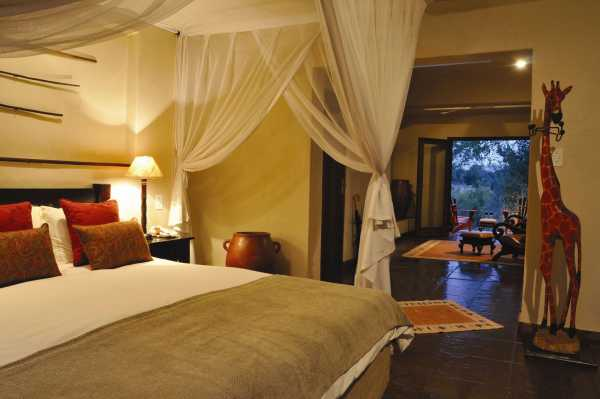 Sabi Bush Lodge Standard Suite