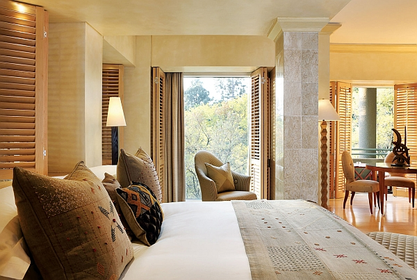 Saxon Hotel Luxury Suite
