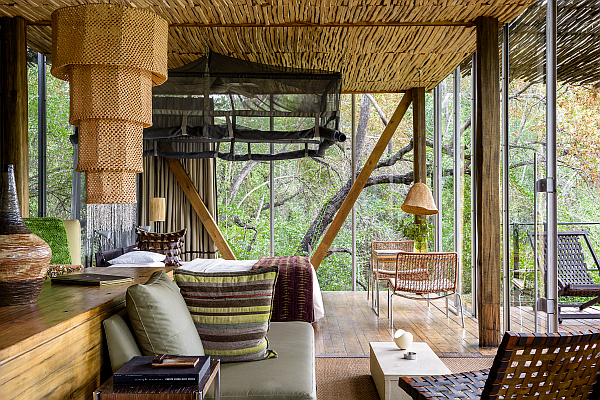 Singita Sweni Lodge - Kruger National Park accommodation