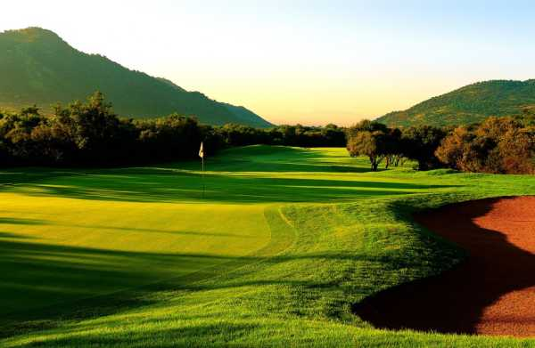 Gary Player Golf Course at Sun City Hole 3