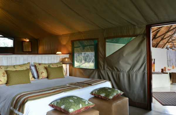 The Hide Hwange accommodation