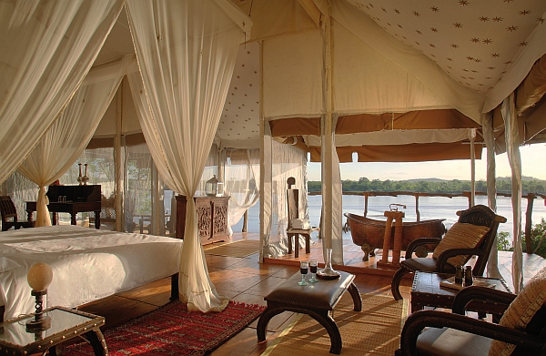 The Retreat Selous luxury accommodation